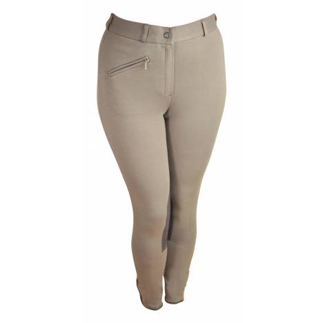 ASHLEY Ladies Knee Patch Breech