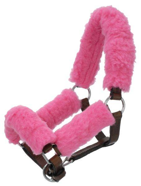 Tough-1 Miniature Fleece Halter Kit