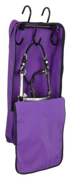 Tough-1 Miniature Halter/Bridle Bag with Rack