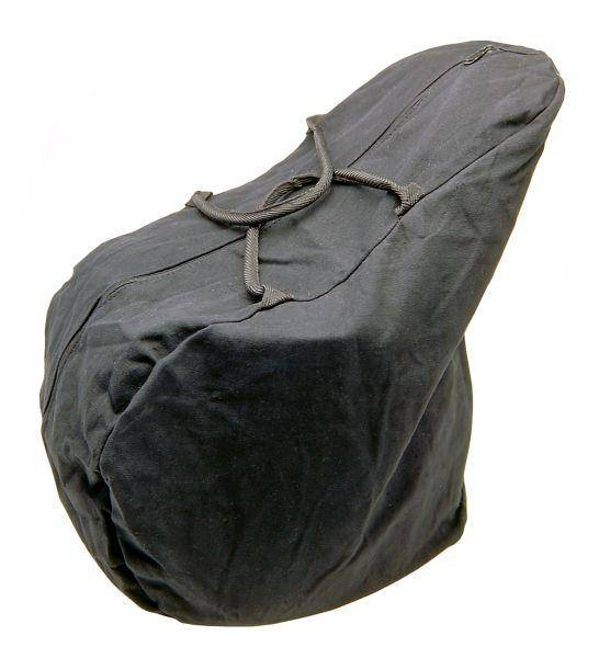Tough-1 Canvas English Saddle Carrying Bag