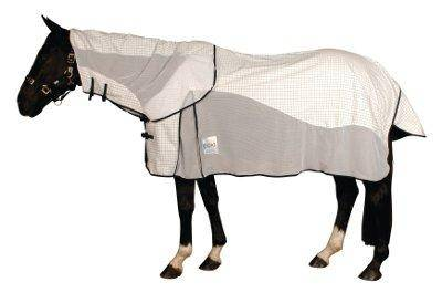Kool Coat Airstream Detach-A-Neck Fly Sheet