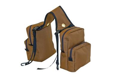 Lami-Cell Small 4 Pocket Saddle Bag