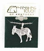 Finishing Touch Donkey Necklace