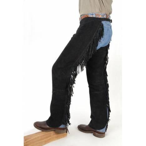 Tough-1 Western Fringed Chaps