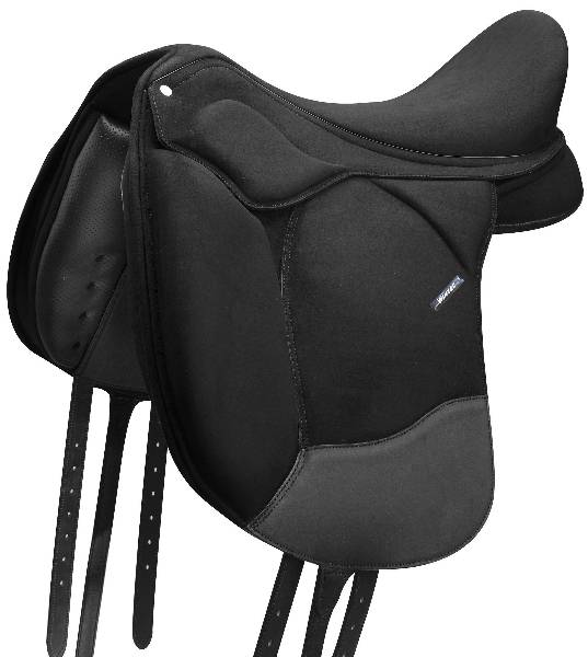 Wintec Pro Flocked Dressage Pony Saddle