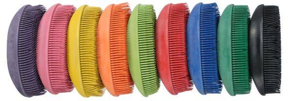 Tough-1 Flexible Rubber Face Brush