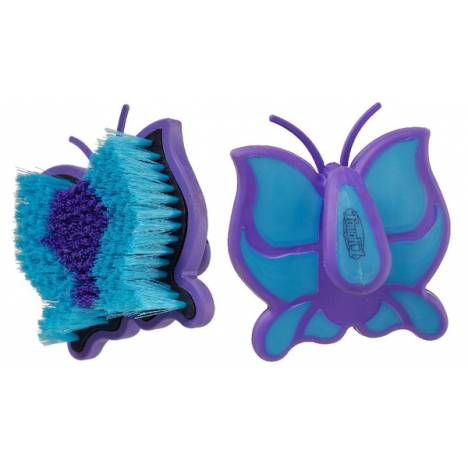 Butterfly Palm Grip Finishing Brush