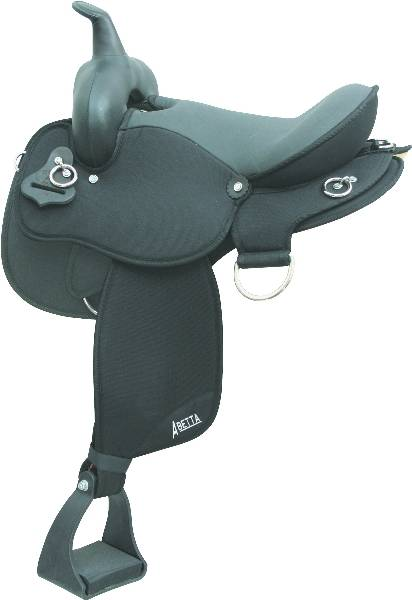 Abetta Stealth Super Cushion Seat Saddle