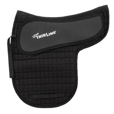 ThinLine Comfort Fitted Cotton Dressage Pad