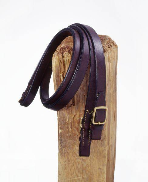 Australian Outrider Collection Leather Reins