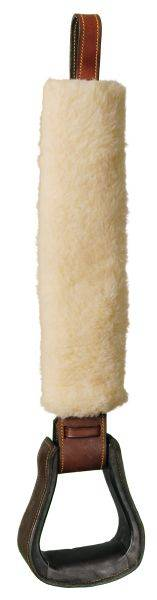 Fleece Stirrup Leg Protector