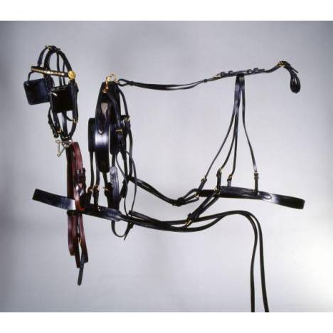 Tough-1 Deluxe Horse Harness
