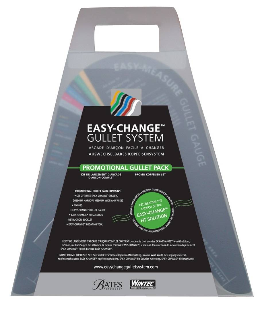 Easy-Change Gullet System Promo Kit