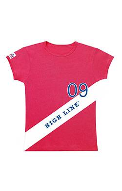High Line Outfitters Girls H Team T-Shirt