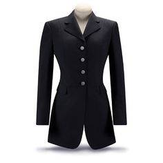 RJ Classics Ladies Essential Collection Dressage Coat