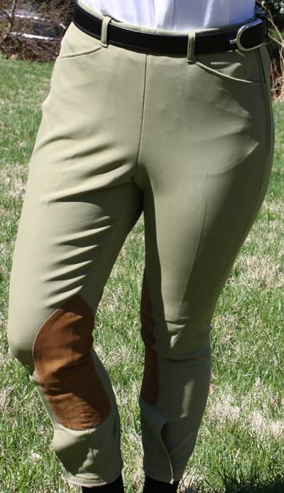 Tailored Sportsman Girls Supreme Hunter Riding Breeches