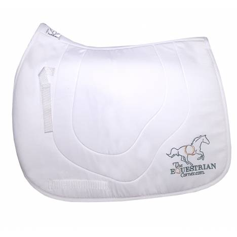 TuffRider All-Purpose Saddle Pad with Embroidery
