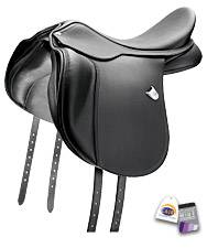 Bates Wide All-Purpose Cair Saddle