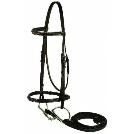 Gatsby Fancy Stitched Bridle