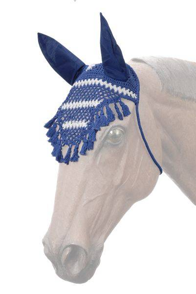 Fly Bonnet With Fringe Edge