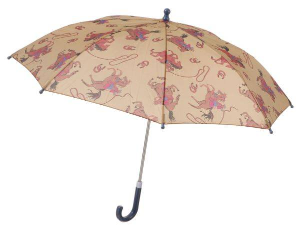 Gift Corral Kids Cowboy Umbrella