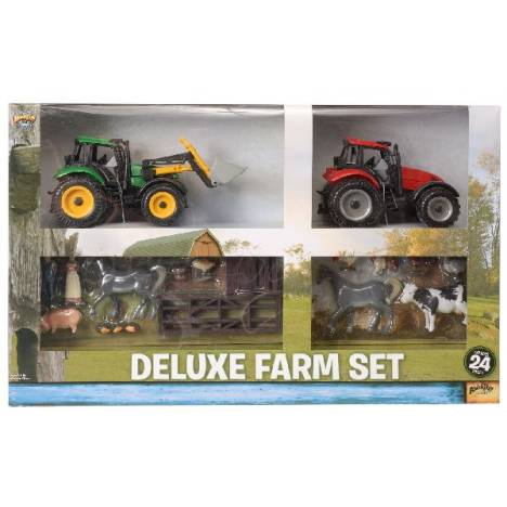 Gift Corral Deluxe Farm Play Set