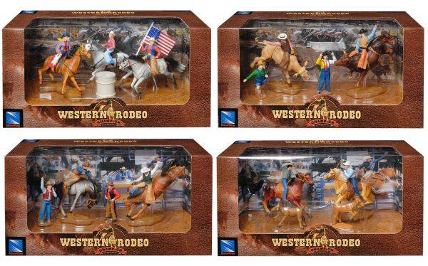Western Rodeo Play Set