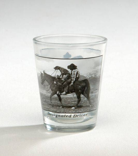 Gift Corral Designated Driver Shot Glass
