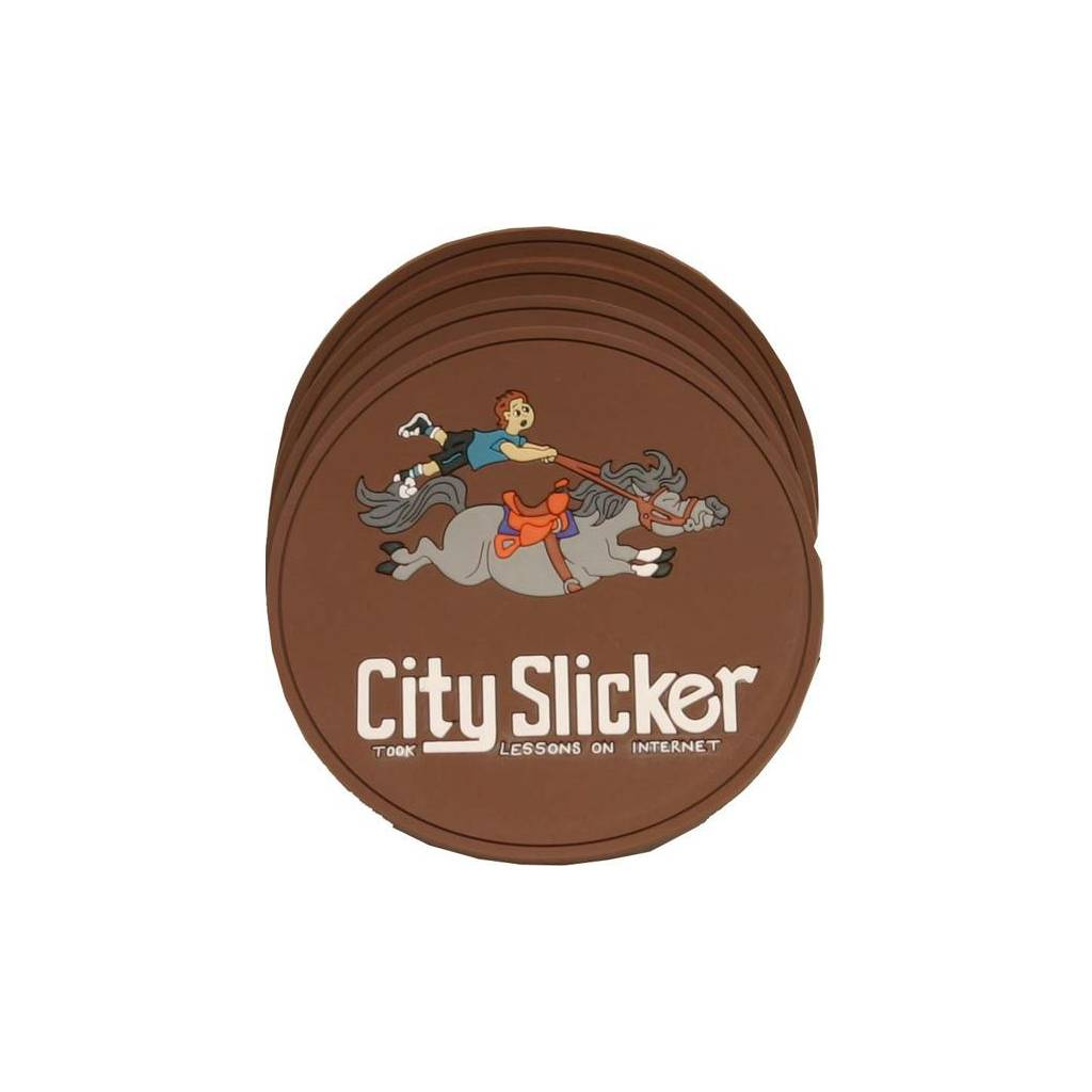City Slicker Coaster Set
