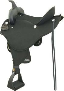 Abetta Stealth Trail Saddle