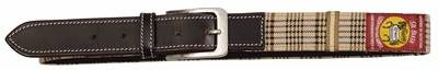 Equine Couture Baker Classic Plaid Belt