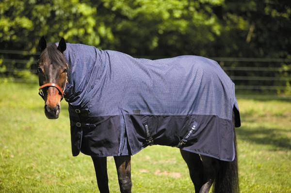 TuffRider 1200D Integrated Neck Thermo Manager Lined Blanket
