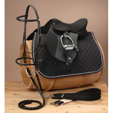 EquiRoyal Youth Pro Am All Purpose Saddle Package