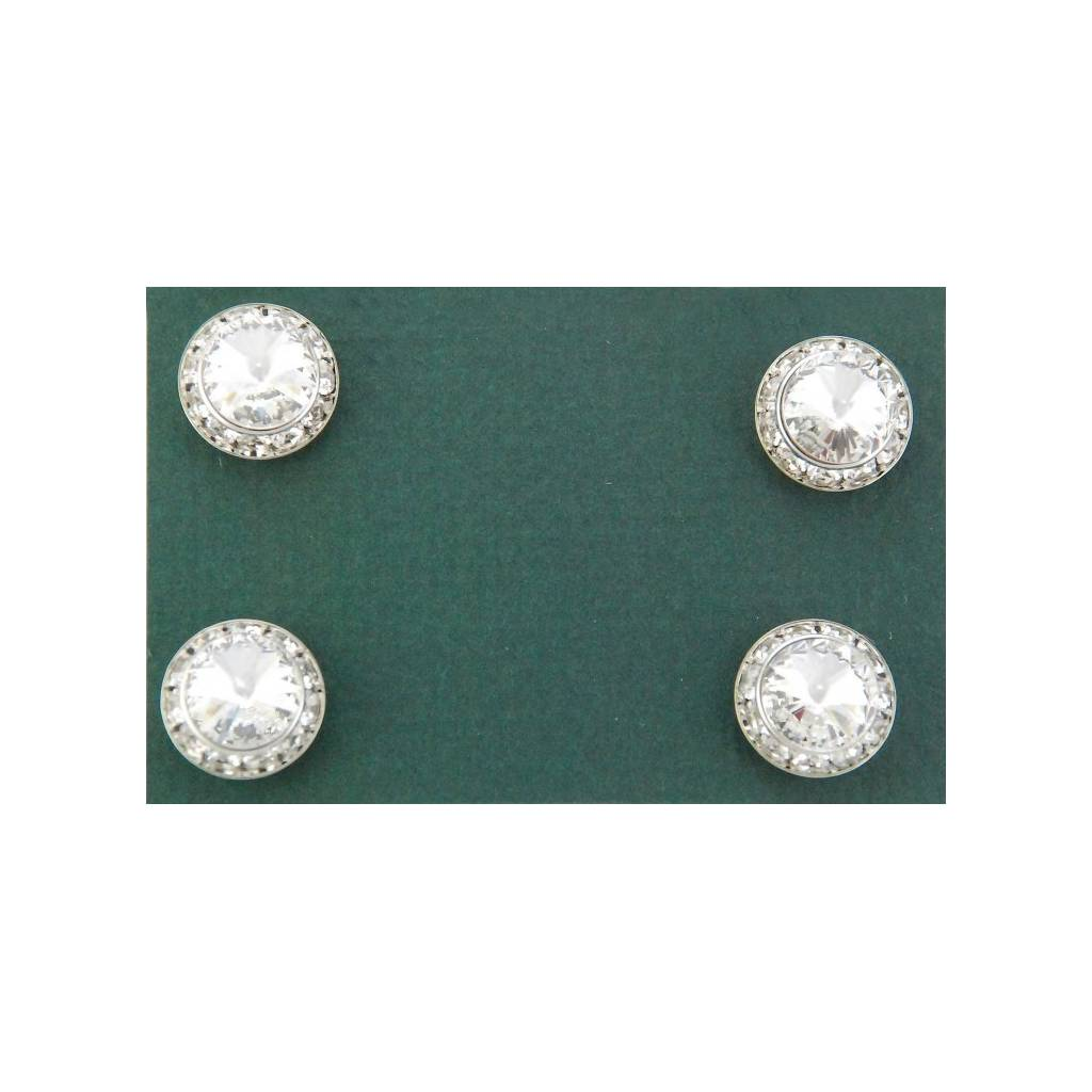 Finishing Touch Magnetic Tack Pin - Crystal