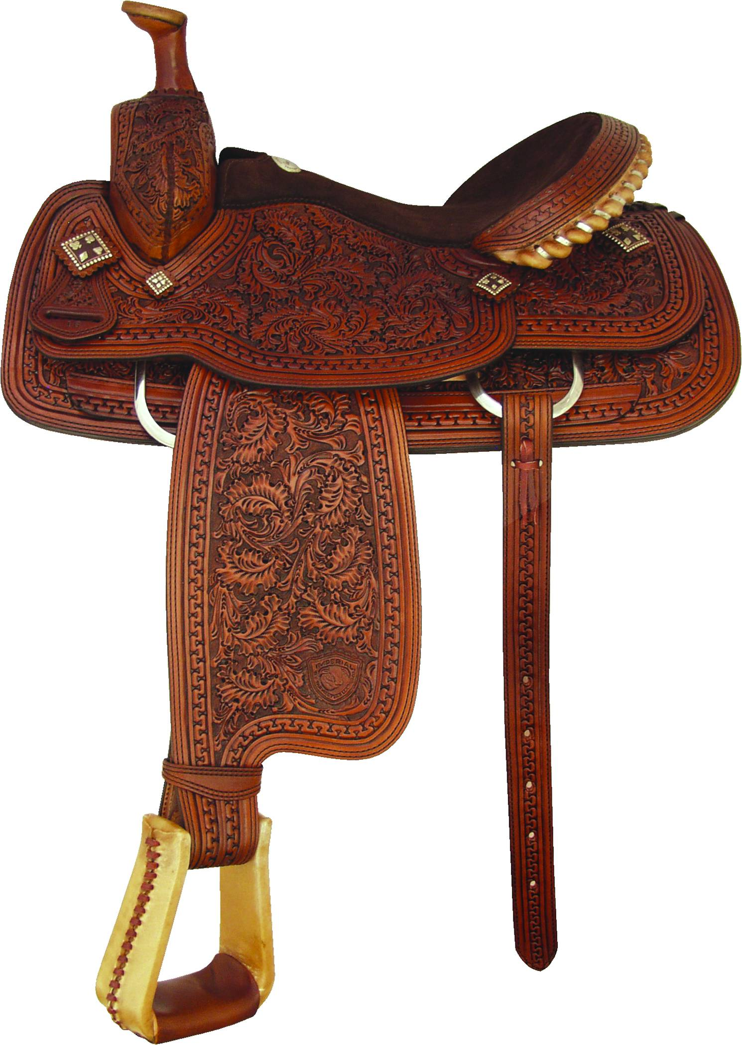 Tex Tan Shiner Roper