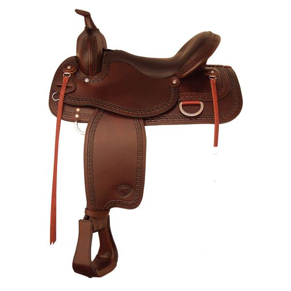 Tex Tan Repose Trail Saddle