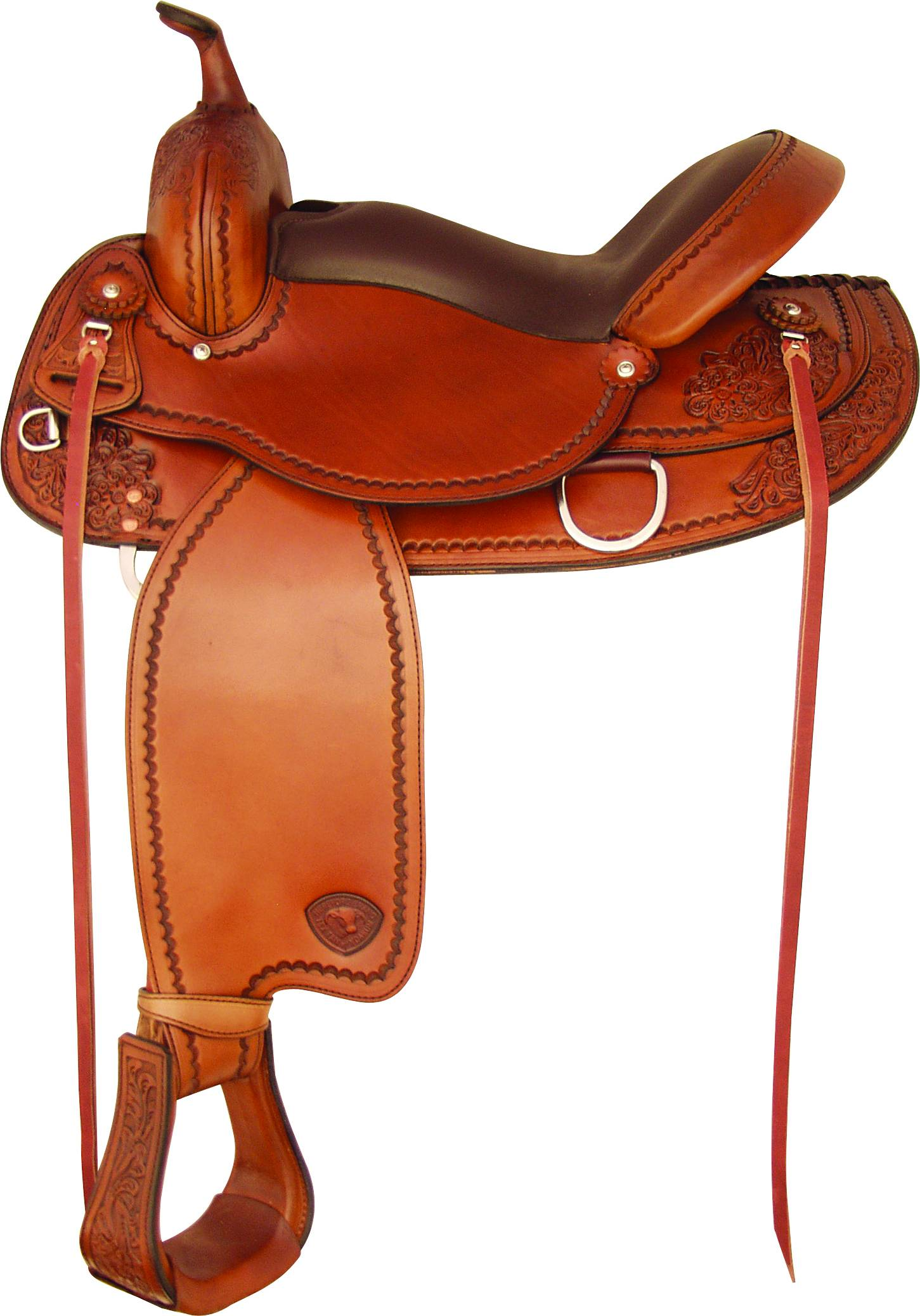 Tex Tan Granger Trail Saddle