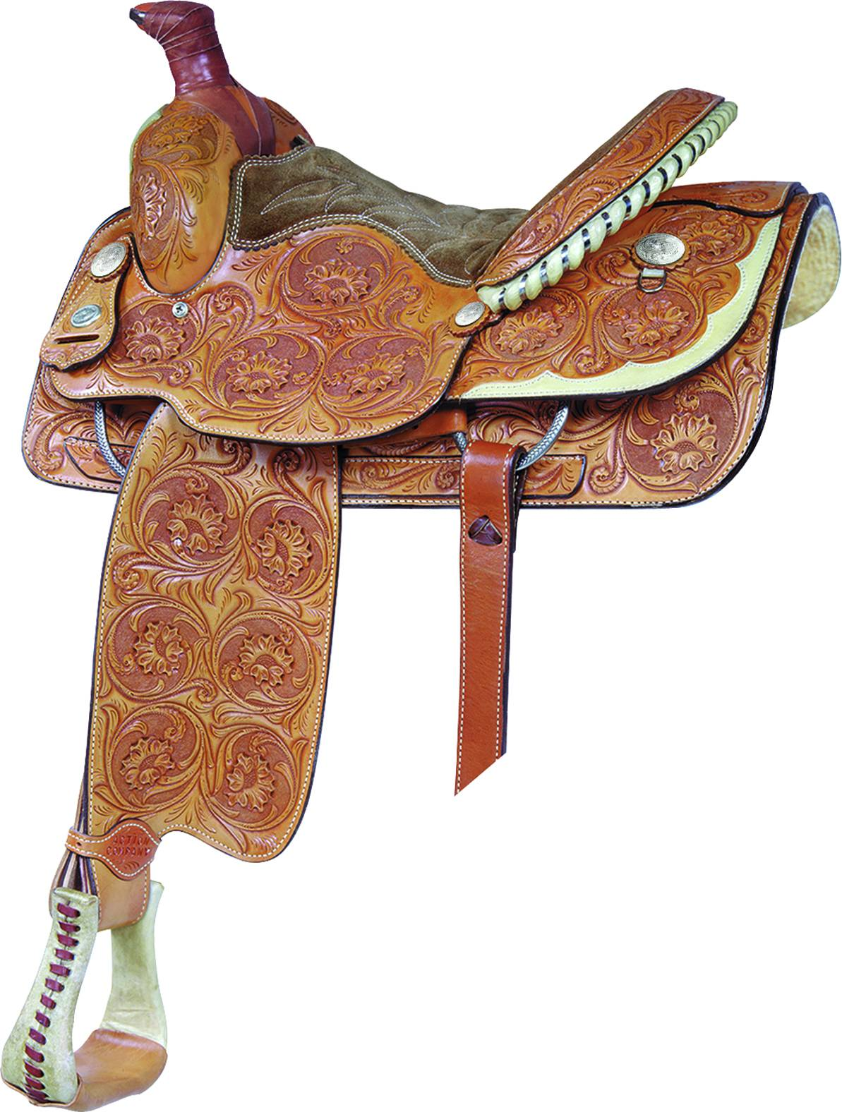 Billy Cook Saddlery Bc Lady Roper
