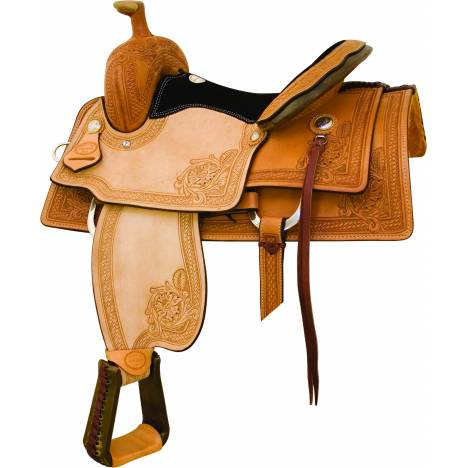 Billy Cook Saddlery Montgomery Ranch Roper