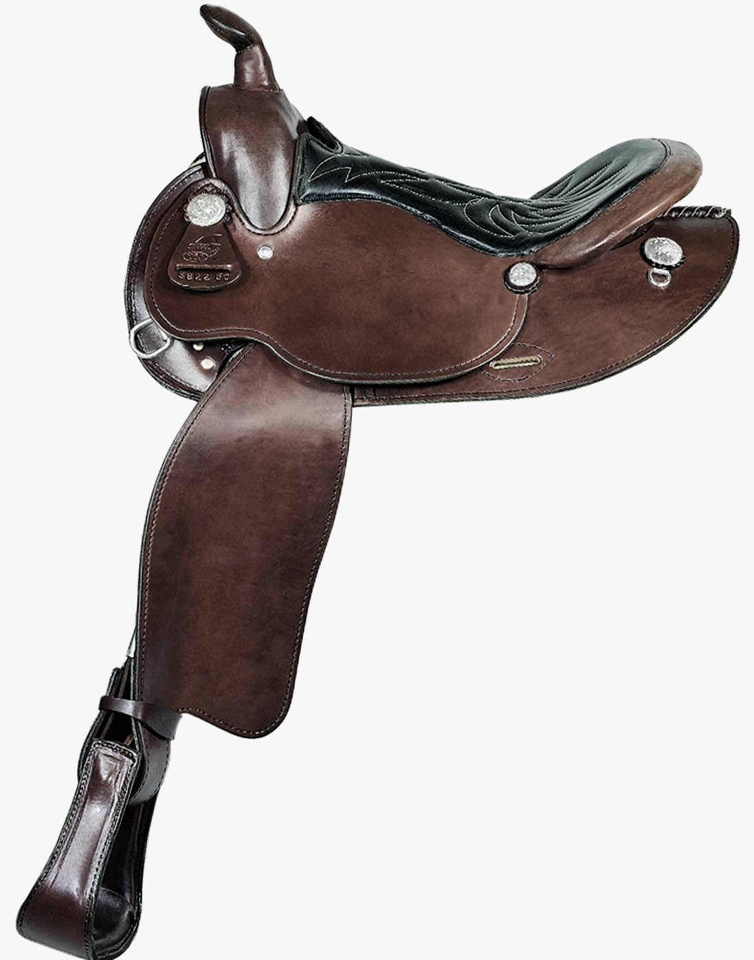 Simco Arabian Work Saddle