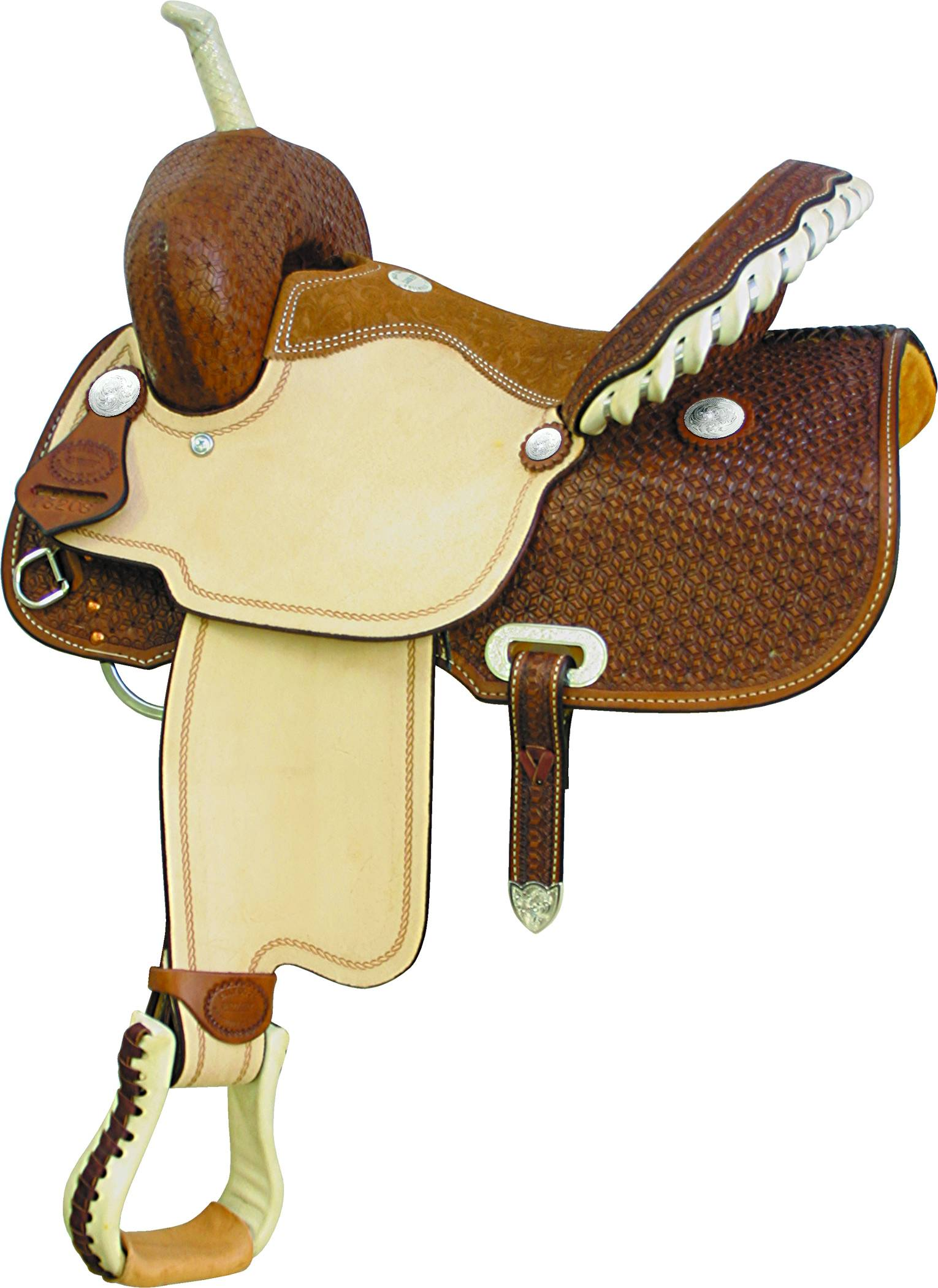 Billy Cook Saddlery Highlander Racer