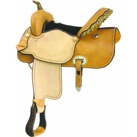 Billy Cook Saddlery Flex Wide Racer