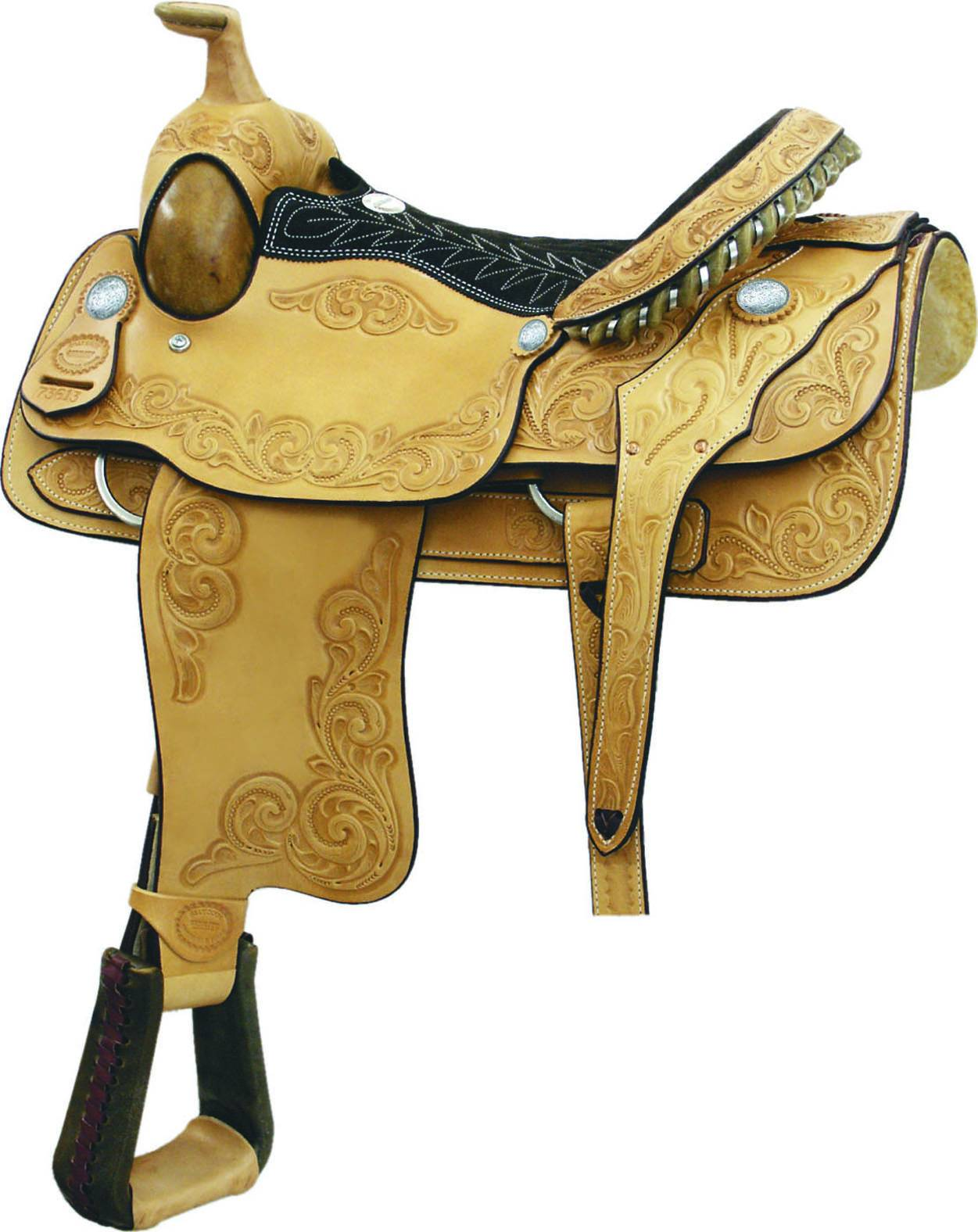 Billy Cook Saddlery Salado Roper