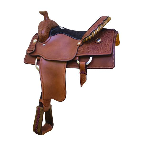 Billy Cook Saddlery Blackland Roper