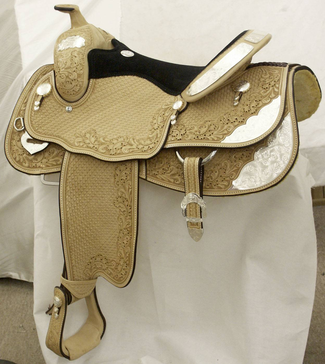 Billy Cook Saddlery Denton County Show Saddle