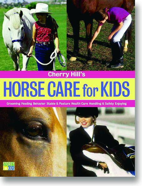 Horse Care For Kids Book
