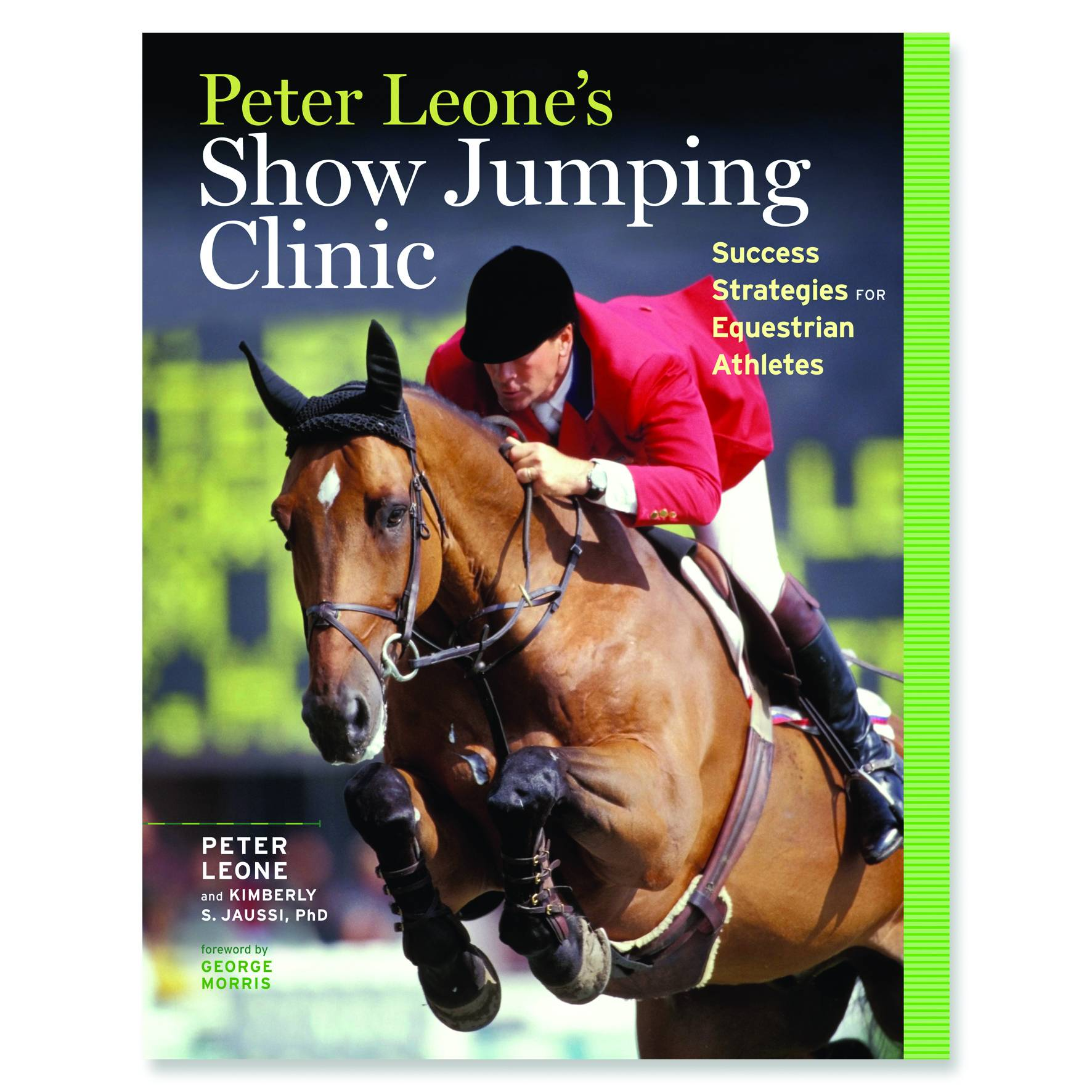 Peter Leones Show Jumping Clinic