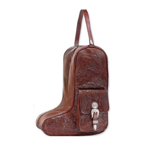 AMERICAN WEST Mahogany Oakleaf Boot Bag