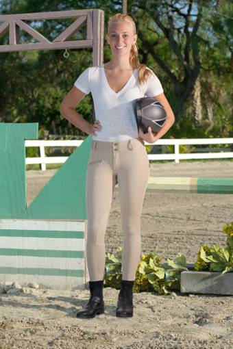 Devonaire Ladies All Pro Max Wide Waistband Breech