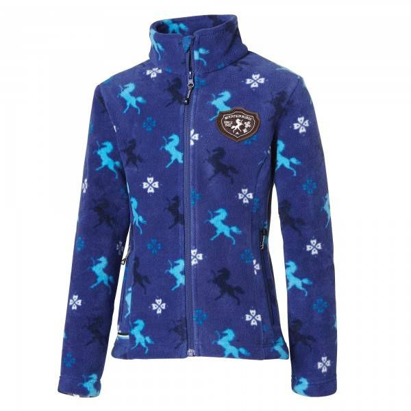 Mountain Horse Snowflake Fleece Jacket Jr.